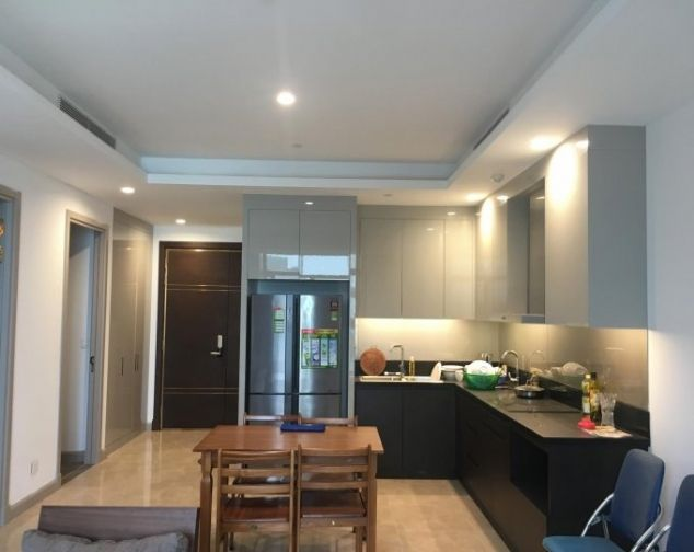Bán căn hộ 02PN Sun Grand City Thụy Khuê. Đầy đủ nội thất 1