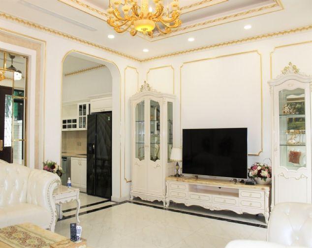 Biệt thự liền kề cho thuê giá rẻ chỉ 35 triệu/1 tháng tại Khu Đô Thị Vinhomes The Harmony, Long Biên. 1