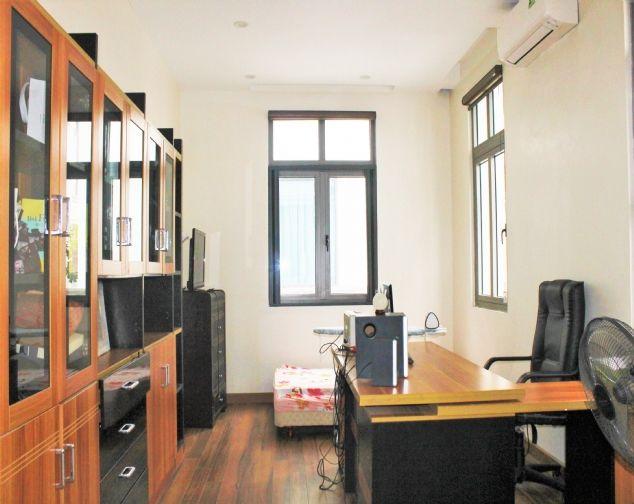 Biệt Thự Song Lập 196m2, 5 ngủ, đầy đủ nội thất, có thang máy đi kèm tại KĐT Vinhomes The Harmony cần cho thuê gấp 1