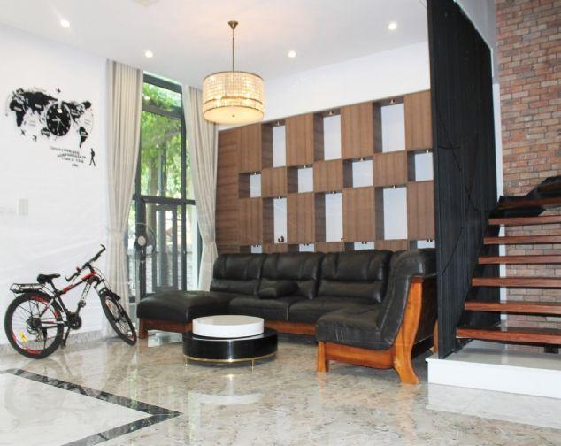 Biệt Thự Song Lập đủ đồ đẹp, gần trường quốc tế BIS tại Vinhomes Riverside cho thuê với giá 69.5 triệu/1 tháng. 1