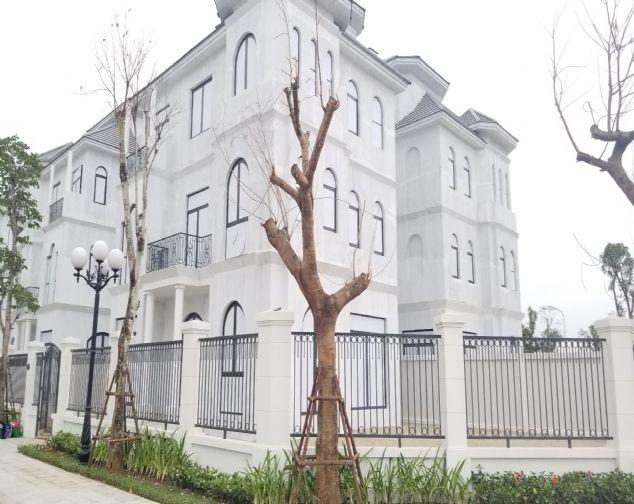 Biệt thự view hồ cho thuê Vinhomes Smart City. Giá liên hệ 1
