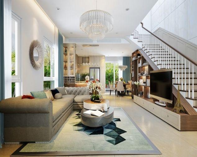 Cần cho thuê gấp biệt thự 135m2 Vinhomes Smart City 1