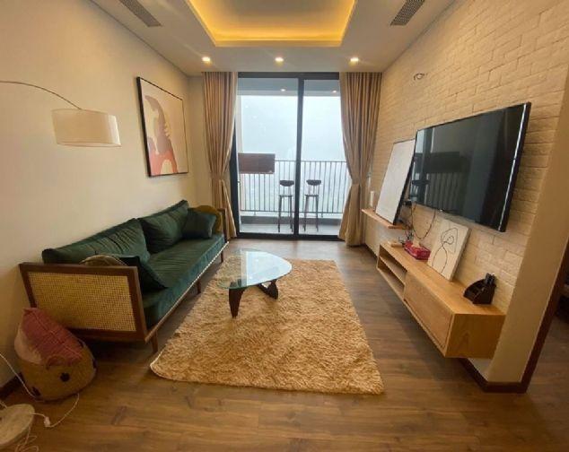 Căn hộ chung cư 2 phòng ngủ bán tại khu Ngoại Giao Đoàn, quận Tây Hồ 1