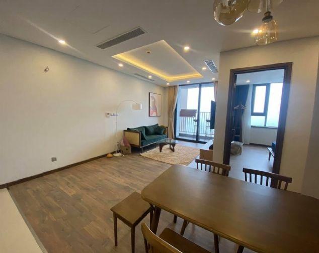 Căn hộ chung cư 2 phòng ngủ bán tại khu Ngoại Giao Đoàn, quận Tây Hồ 2