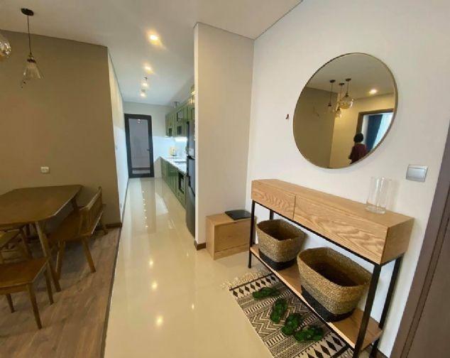 Căn hộ chung cư 2 phòng ngủ bán tại khu Ngoại Giao Đoàn, quận Tây Hồ 3