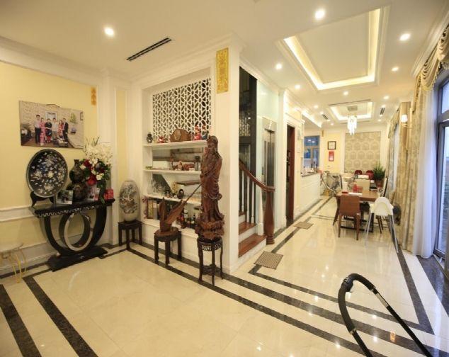 Cho thuê biệt thự đủ đồ giá ưu đãi nhất tại Khu Đô Thị Vinhomes Riverside The Harmony, Long Biên 3