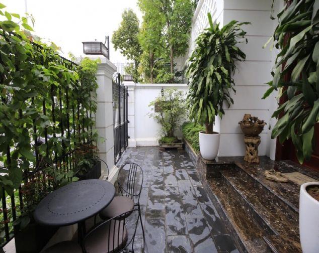 Cho thuê biệt thự đủ đồ giá ưu đãi nhất tại Khu Đô Thị Vinhomes Riverside The Harmony, Long Biên 10