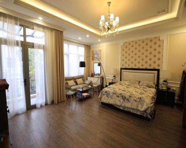 Cho thuê biệt thự đủ đồ giá ưu đãi nhất tại Khu Đô Thị Vinhomes Riverside The Harmony, Long Biên 7