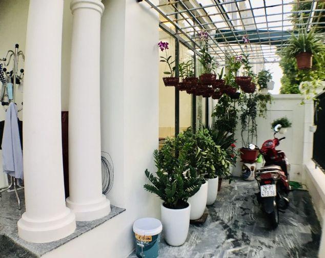 Cho thuê biệt thự hoàn thiện đủ đồ Vinhomes Ocean Park diện tích 90 m2 1