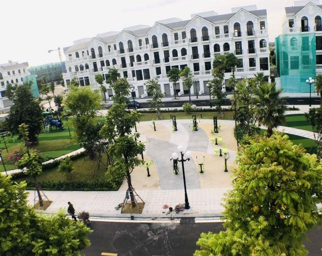 Cho thuê biệt thự hoàn thiện đủ đồ Vinhomes Ocean Park diện tích 90 m2 2