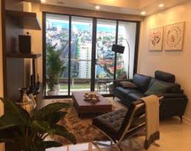 Cho thuê căn hộ 3PN tại FLC Đại Mỗ, phòng nguyên bản giá thuê 7tr5/th 1