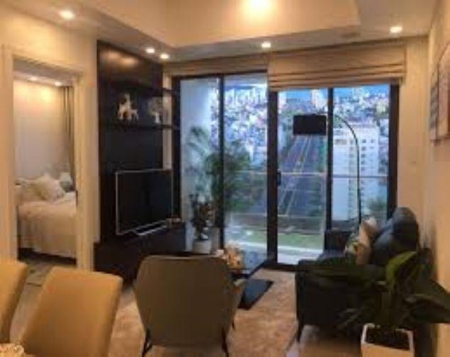 Cho thuê chung cư FLC Garden City Đại Mỗ 115m2, 3 ngủ giá 9tr/tháng 1