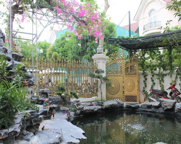 Cho thuê siêu Biệt Thự Đơn Lập Hoa hậu tại Khu đô thị Vinhomes Riverside 1