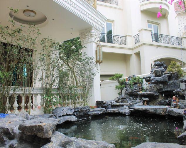 Cho thuê siêu Biệt Thự Đơn Lập Hoa hậu tại Khu đô thị Vinhomes Riverside 2