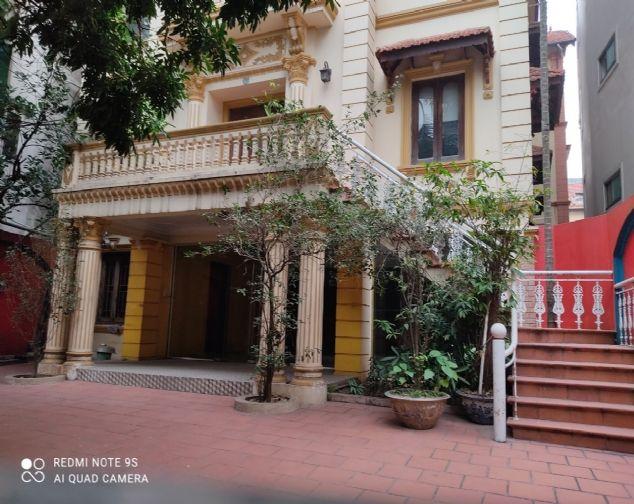 Với 6500usd/ 1 tháng, sở hữu ngay không gian sống đẳng cấp tại BT sân vườn mặt phố Tô Ngọc Vân, Tây Hồ 1