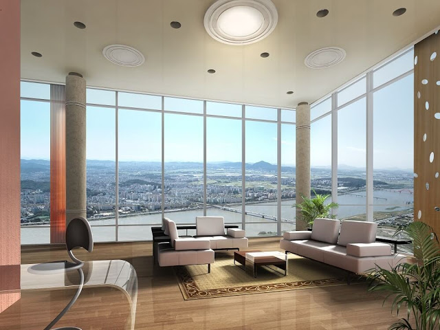 Thiết kế căn hộ dự án Intracom Riverside